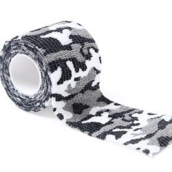 Tattoo Grip Bandage White Camouflage