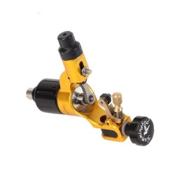 Hummingbird v2 Rotary Tattoo Machine Golden Yellow