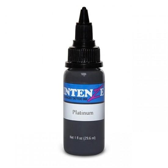 İntenze Tattoo İnk Platinum 30 ML