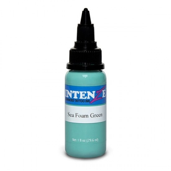 İntenze Tattoo İnk Seafoam Green 30 ML