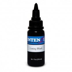 İntenze Tattoo İnk Lining Black 30 ML