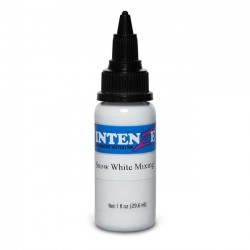 İntenze Tattoo İnk Snow White Opaque 30 ML