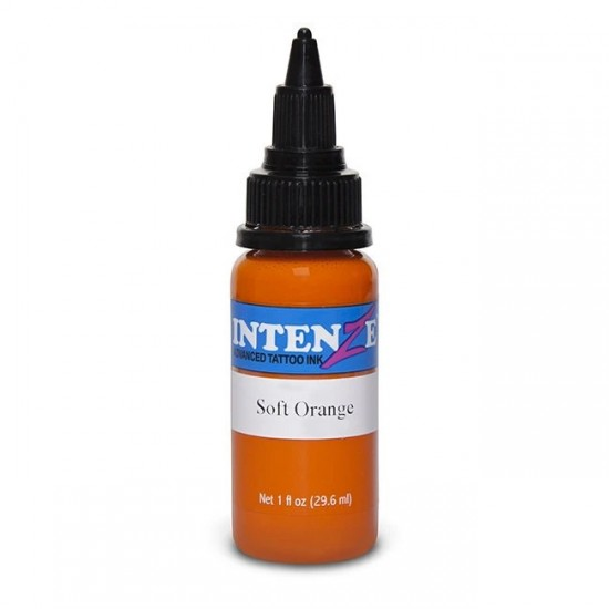 İntenze Tattoo İnk Soft Orange 30 ML
