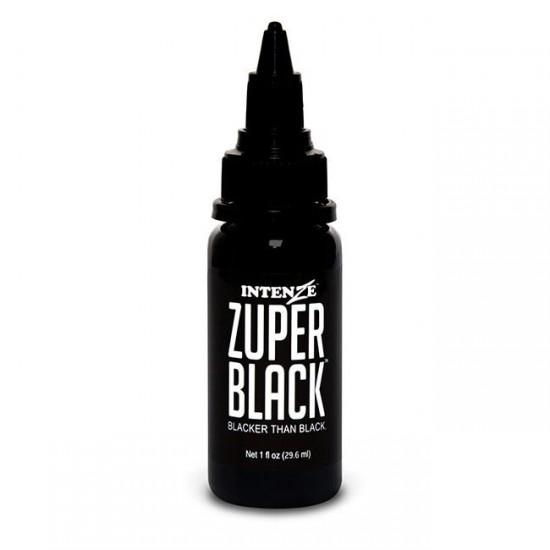 İntenze Zuper Black 30 ML