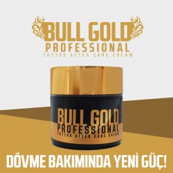 Bull Gold Professional Tattoo After Care Cream 1pcs
