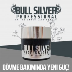 Bull Silver Professional Tattoo After Care Butter 1pcs